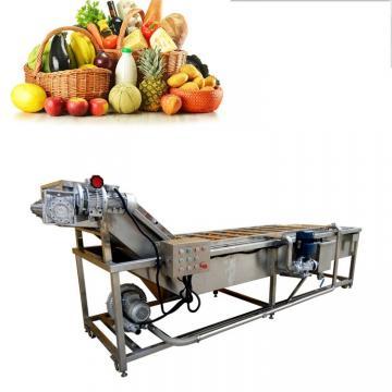 Seafood Fruit Vegetable Washing Cleaning Spraying Machine