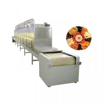Chinese Traditional Medicine Microwave Drying and Sterilization Machine