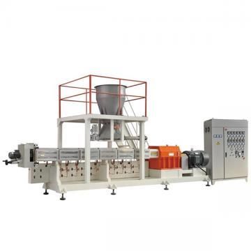 Ring Die Fish Feed Processing Machine With Full SS Conditioner High Output