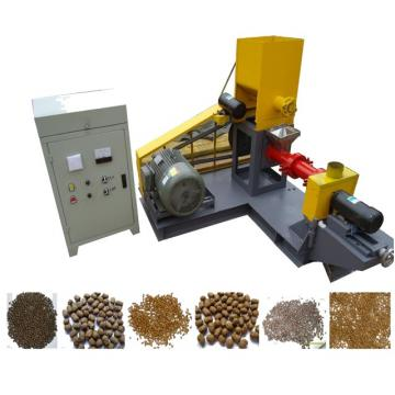 Aquatic Crab Shrimp Catfish Food Extruder Floating Fish Feed Machine