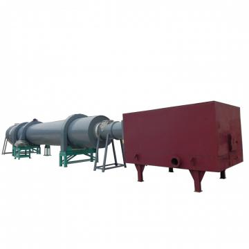 Energy Saving Biomass Waste Straw Rotary Drum Dryer Drying Machine