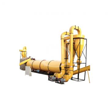 Factory Direct Selling Biomass Roatry Dryer Machine in Wood Drying