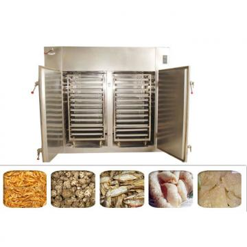 Big Capacity Biomass Drying Machine , Fruit And Vegetable Dehydrator 200-2000kg/H