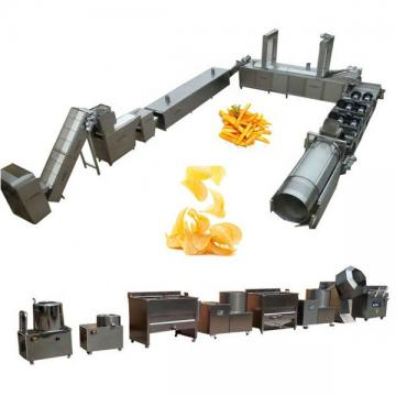 Leakage Protection Fries Potato Chips Machine With Automatic Circulation Filter System