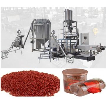 Animal Feed Magur Fish Food Expansores Processing Machine