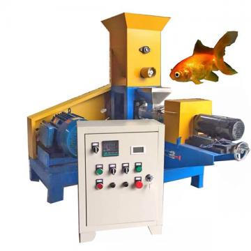 Small fish feed pellet machine Processing video pellet machine stock feed pelleting plant