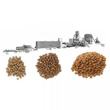 Animal pet dog cat bird food making machine/floating catfish fish feed pellet processing extruder machine