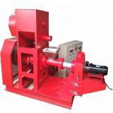 60-80kg/h Food grade dry dog food make machine floating fish feed extruder