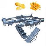 Factory supplying full automatic fresh potato chips making machine price